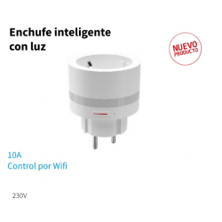 ENCHUFE INTELIGENTE WIFI...