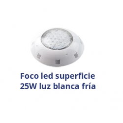 FOCO PISCINA LED SUPERFICIE...