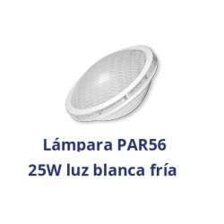 Lampara piscina PAR56 25w...