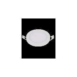 Downlight 8W redondo blanco...